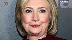 Hillary Clinton Takes Dig at Melania Trump's Anti-Cyberbullying Campaign [Video]