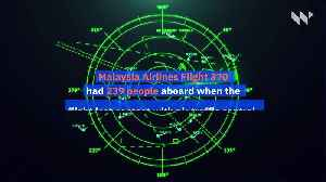 This Day in History: Malaysia Airlines Flight Vanishes With More Than 200 People Aboard (Sunday, March 8th) [Video]