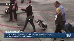 News video: Lori Vallow due in court Friday
