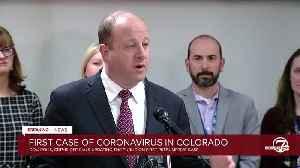 Two presumptive positive Coronavirus cases reported in Colorado [Video]