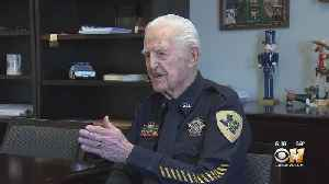 "Meet ""The Oldest Law Enforcement Officer"" In The World [Video]"