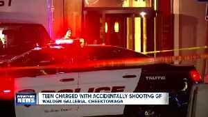 Man accidentally shoots girlfriend in the leg at Walden Galleria restaurant [Video]