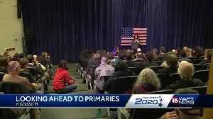 Metro voters ready for primaries [Video]