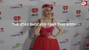 Katy Perry's pregnancy was planned [Video]
