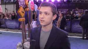 EXCLUSIVE: Tom Holland on 'The Brothers Trust' Foundation [Video]