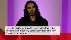 Russell Brand has been dealing heartbreak 'most of his life' [Video]