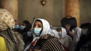 Bethlehem: Birthplace of Jesus under coronavirus quarantine [Video]