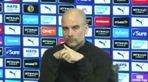Pep: Ole is improving Man Utd [Video]