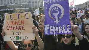 EU revives controversial quota system and wage transparency to bridge gender pay gap [Video]