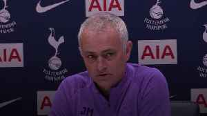 Jose Mourinho confirms Dier to play against Burnley [Video]