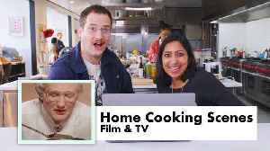 Pro Chefs Review Home Cooking Scenes From Movies & TV [Video]