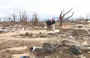 Trump in Tennessee says tornado damage 'real devastation' [Video]