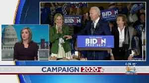 "Margaret Brennan, Moderator Of ""Face the Nation,"" On Coronavirus, Campaign 2020 [Video]"