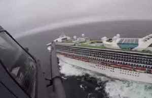 Life in limbo aboard the Grand Princess [Video]