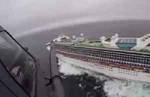 Life in limbo aboard the Grand Princess [Video]