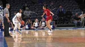 ISU women vs Bradley [Video]