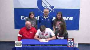 Carroll's Horton, Frank sign for college [Video]