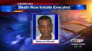 Death row inmate executed after stay was vacated [Video]