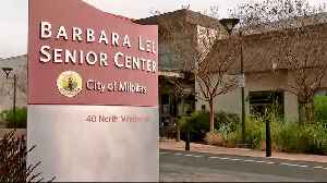 Coronavirus Impact: South Bay Seniors Worry Over Facility Closures, Program Cutbacks [Video]