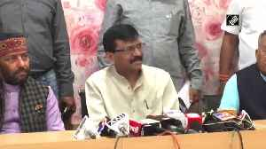 CM Thackeray will visit Ayodhya tomorrow but will not participate in Aarti due to COVID 19 Sanjay Raut [Video]