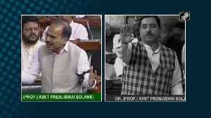 Verbal attacks in Lok Sabha day after suspension of 7 Congress MPs [Video]