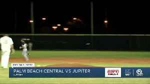 Palm Beach Central vs Jupiter [Video]
