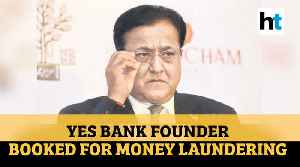 ED registers money laundering case against Yes Bank founder, raids house [Video]