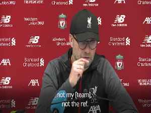 Klopp bemoans VAR despite victory [Video]