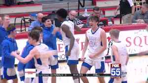 The Locker Room: Boys Basketball Sectional Semifinals [Video]