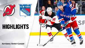 NHL Highlights   Devils @ Rangers 3/7/20 [Video]