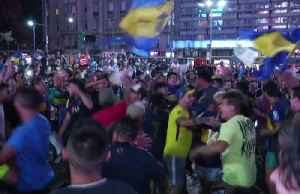 Buenos Aires erupts in celebrations after Boca clinches Argentina's Superliga [Video]