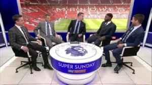 Keane: 'Very few defenders burst onto the scene!' [Video]