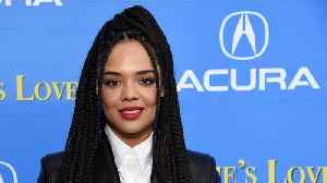 Tessa Thompson Reveals Who Will Be The Villain In 'Thor: Love And Thunder' [Video]