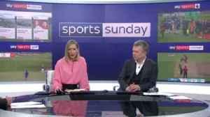 Scarratt: England want a second Slam [Video]