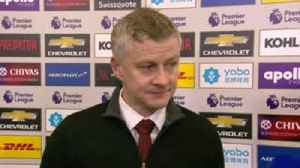 Ole: What a day for players and fans [Video]