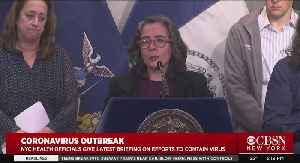 Coronavirus Update, March 8: Mayor Bill de Blasio Talks On NYC Response (Part 2) [Video]