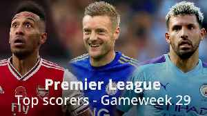 Premier League top scorer: Who leads the race for the golden boot? [Video]