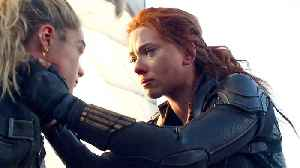 Black Widow with Scarlett Johansson - Official Final Trailer [Video]