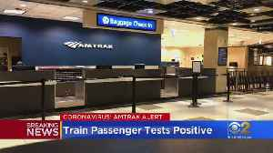 Coronavirus Patient Came Through O'Hare, Took Amtrak To St. Louis [Video]