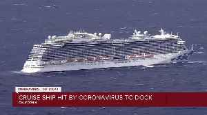 Wisconsin woman, parents to quarantine after disembarking cruise [Video]