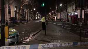 Man 'brandishing knives' shot dead by police in Westminster [Video]