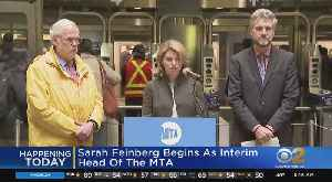 First Day For Interim Transit Authority President [Video]