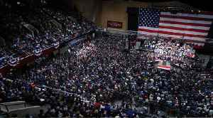 Man Waves Nazi Flag at Bernie Sanders Rally [Video]