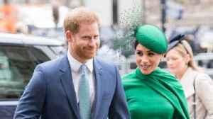 Harry and Meghan bid farewell to royal duties [Video]