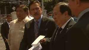 Philippines: Senators challenge Duterte's US defence withdrawal [Video]