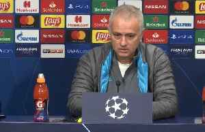 We will give absolutely everything against Leipzig, says Tottenham's Mourinho [Video]