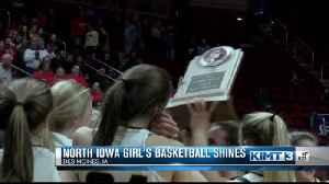 North Iowa girl's hoops shines [Video]
