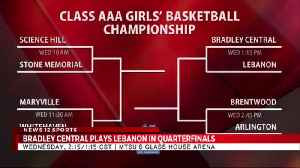 Bradley Central seeded against Lebanon for state quarterfinals [Video]