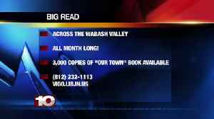 Big Read Across the Wabash Valley [Video]