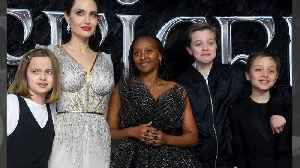 Angelina Jolie praises girl power as daughters recover from surgeries [Video]